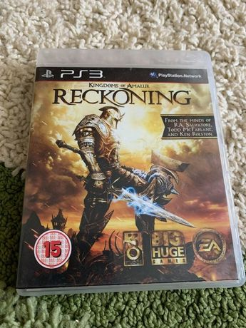 Reckoning Kingdoms of Amalur PS3 - Playstation 3 - PS 3