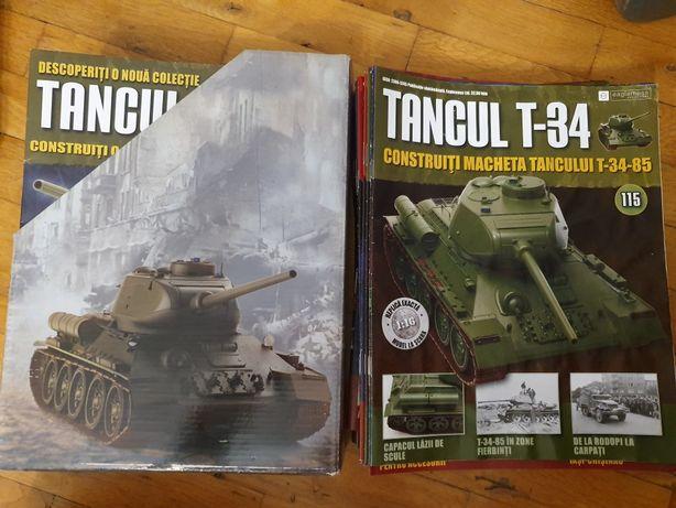 Tancul T -34 nr.1-115