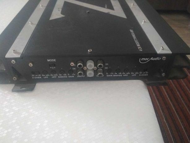 Уселитель МасAudio 1500 watts