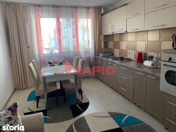 Apartament 3 camere decomandat, etaj 1, bloc nou