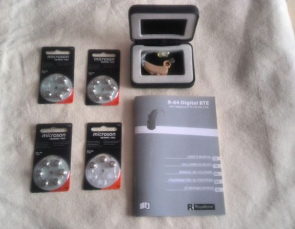 Нов слухов апарат Royaltone