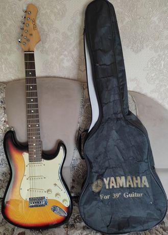 Электронная гитара (электрогитара)