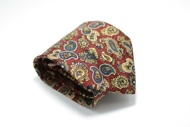 Cravata Barbati Givenchy 9 x 143 cm Paisley Matase Clasica CRR4