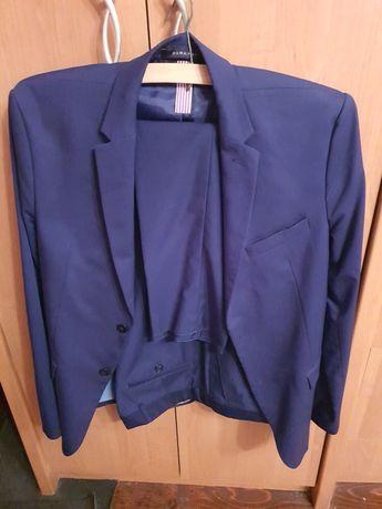 Costum barbati bluemarin