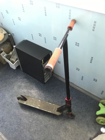 Трюковой самокат FoxPro raw 3 2020