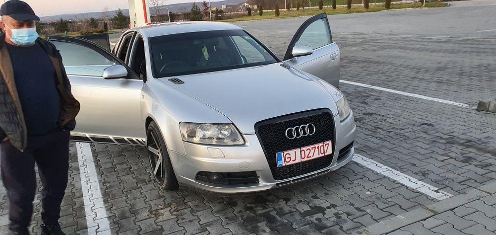 Dezmembrez Audi  .A6.  S Line Targu Carbunesti - imagine 1