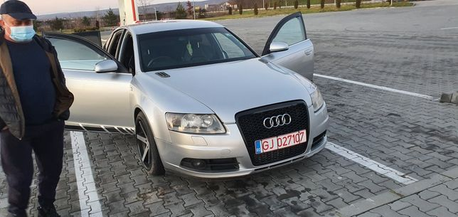 Dezmembrez Audi  .A6.  S Line
