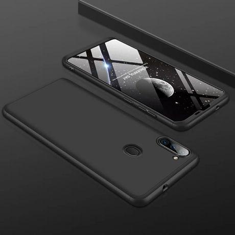 Кейс 360° Градуса Мат за Samsung Galaxy A11 + стъклен протектор