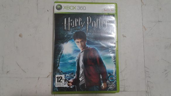 Harry Potter and the Half-Blood Prince за XBOX 360 X360 Xbox One