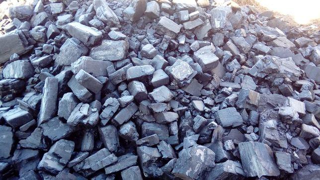 Уголь крупный  каражира
