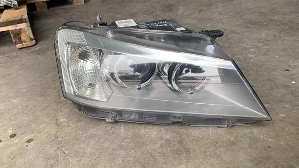 Ориг. десни фарове FUL LED и ксенон, десен фар за БМВ Ф25 BMW X3 F25