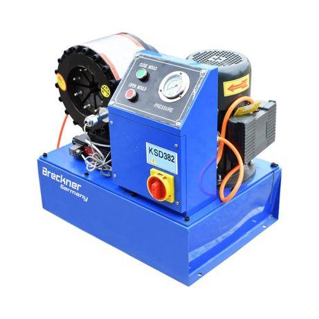 Masina de sertizat furtunuri hidraulice fi6-38mm 220V 3kW DH02