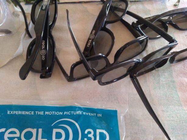 Ochelari real 3 D