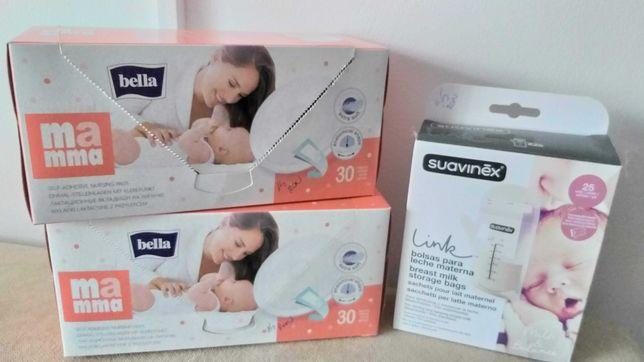OFERTA produse ptr.mamă și bebe.Se pot achiziționa si separat.