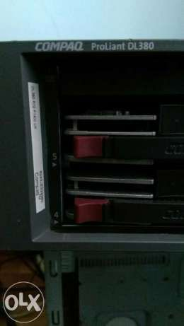 Сервер Hp Proliant DL380 g2