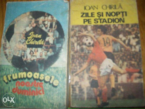 carti despre fotbal