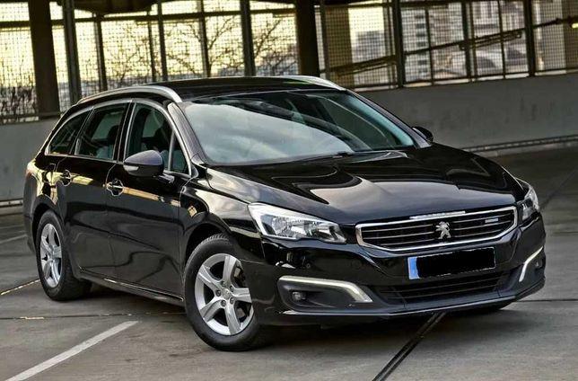 Peugeot 508 SW Facelift 1.6 120 CP BlueHDI