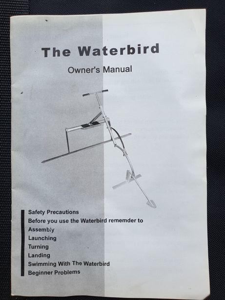 Продам waterbird/hydrofoil/aquabike/Водный велосипед