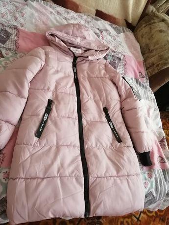 Куртка подрастковая, джинсовые шорты, кофточка турецкая