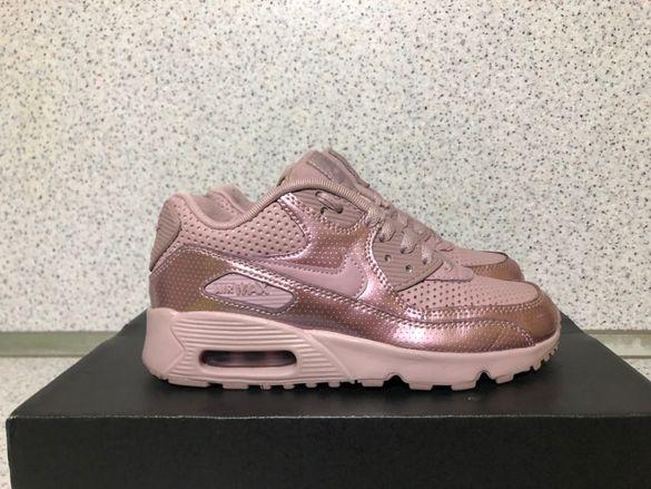 ОРИГИНАЛНИ *** Nike Air Max 90 Leather / Elemental Rose