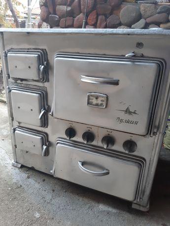Печка ретро Вулкан