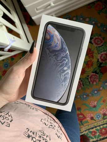 Apple Iphone Xr черный 128 GB