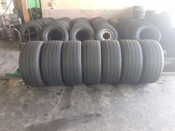 385 55 22.5 continental гуми за камион .Мобилен сервиз