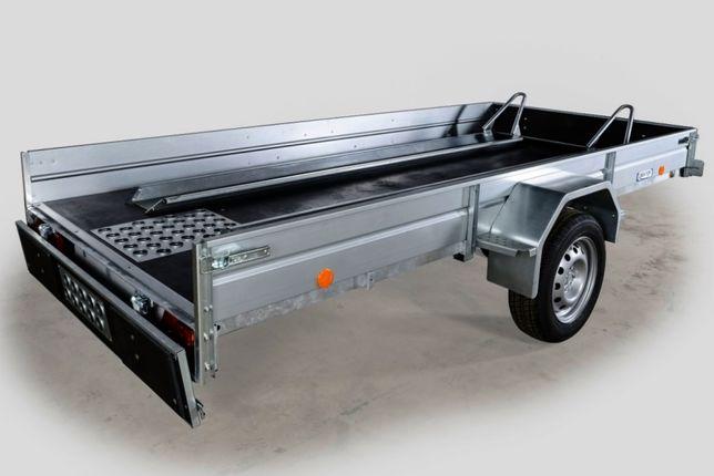 Продается Легковой прицеп ЛАВ 81012, размер 3200 на 1400 мм