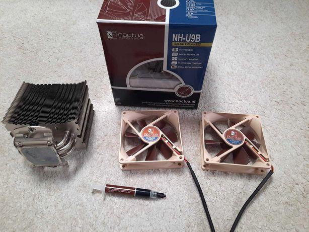 Vand cooler CPU Noctua NH-U9B SE2 pentru AMD si Intel
