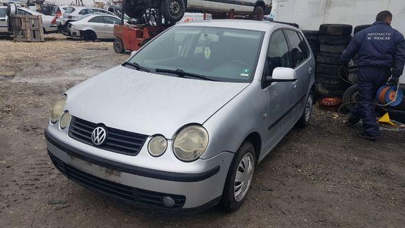 VW Polo 2005 1.4TDI на части