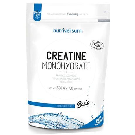 Креатин Creatine Monohydrate 500г. (есть др. варианты)