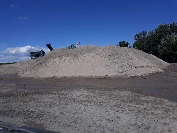 Transport nisip direct de la balastiera noastra din Berceni(Ilfov)