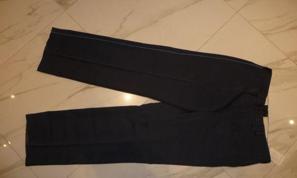 Маскировъчна шапка (камуфлажна) и нови панталони /летни СИНИ
