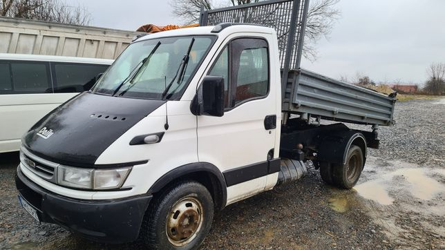 Iveco daily 3.5 c17