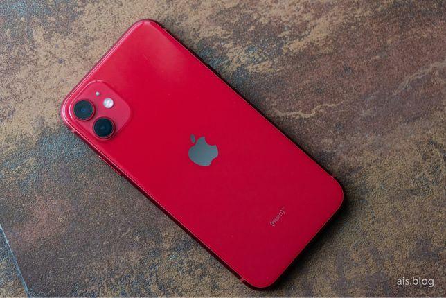 Срочно продам iphone 11 Red
