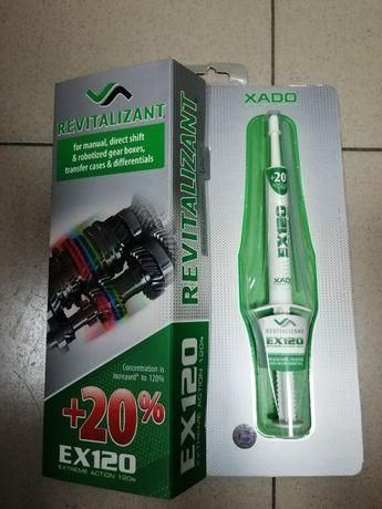 Хадо добавка EX120 механични скорости и диференциали