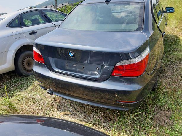 Bară față spate lampi faruri portbagaj capota aripi bmw e60 facelift