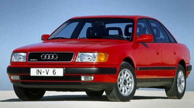 Audi 100 C4 по запчастям.