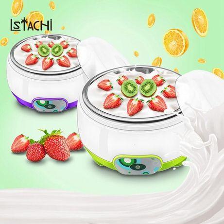 Уред за приготвяне на Йогурт и Кисело мляко Чудесен Подарък