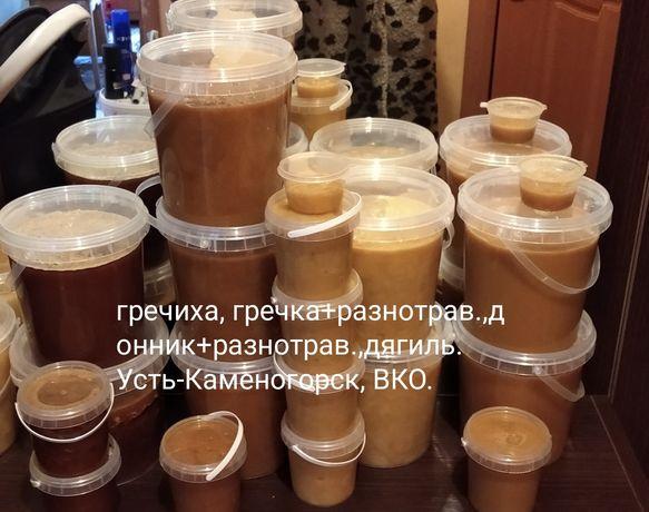 Мед натуральный Усть-Каменогорска ВКО