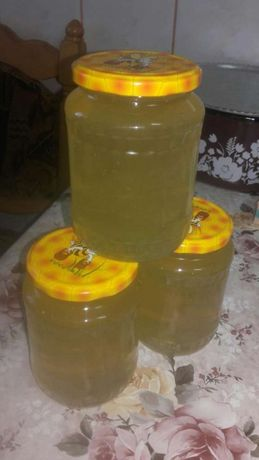 Miere naturală de salcam- producător