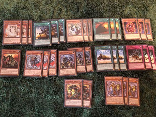 Yu gi oh Triamid deck core