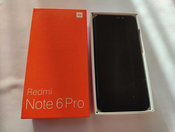 На запчасти Xiaomi Redmi Note 6 Pro 3/32 Гб
