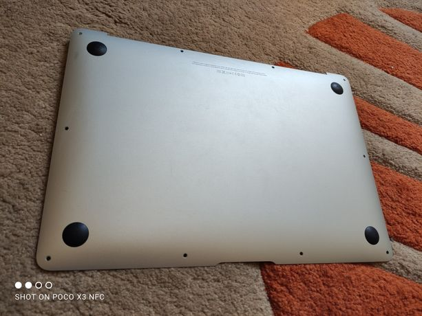 Capac spate Botom Macbook Air 13 A1466 Early 2015 - impecabil
