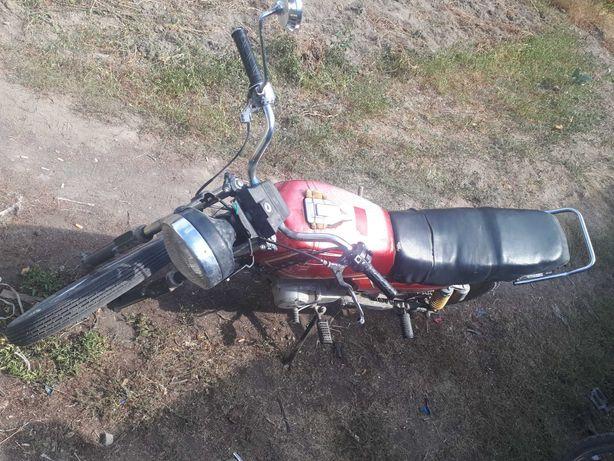 Мотоцикл Хонда 125 кубов