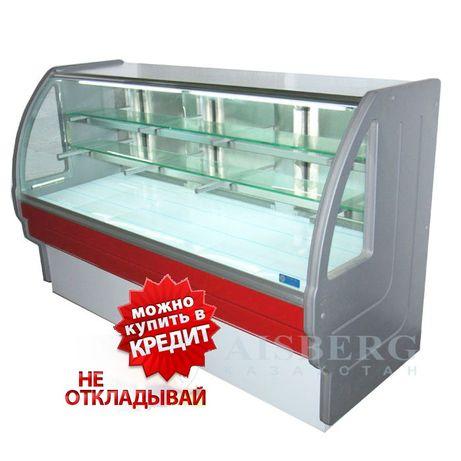 Холодильные витрины AISBERG,Отличное качество по низким ценам!