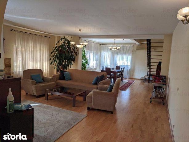 Vanzare apartament 4 camere  de lux, duplex cu prestanta, garaj in cur