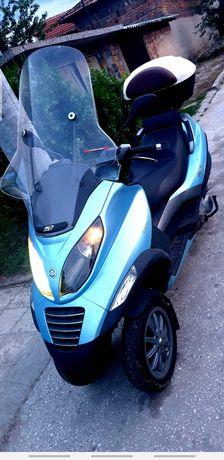 Мотор Piaggio Mp3 250i