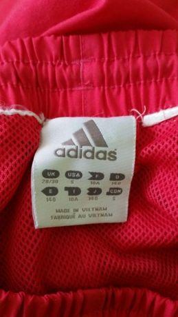 Детско долнище/анцунг и тениска Adidas
