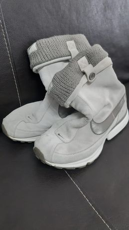 Cizme sport Nike- din piele naturala